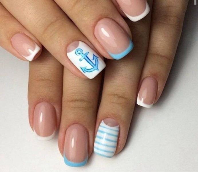 striped-nails-18 28+ Dazzling Nail Polish Trends You Must Try in 2021