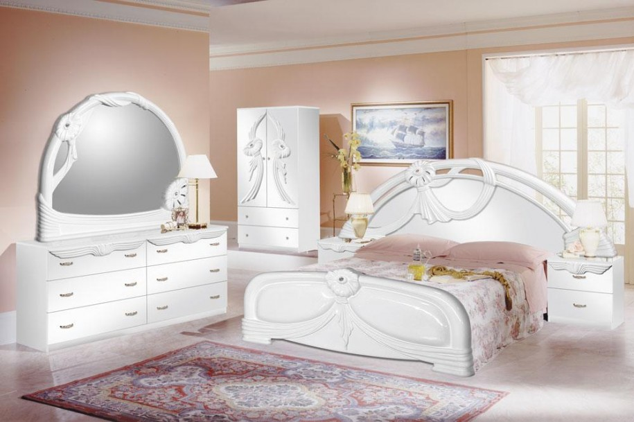 white-furniture-bedroom-ideas-bedroom-design-10 5 Main Bedroom Design Trends For 2018