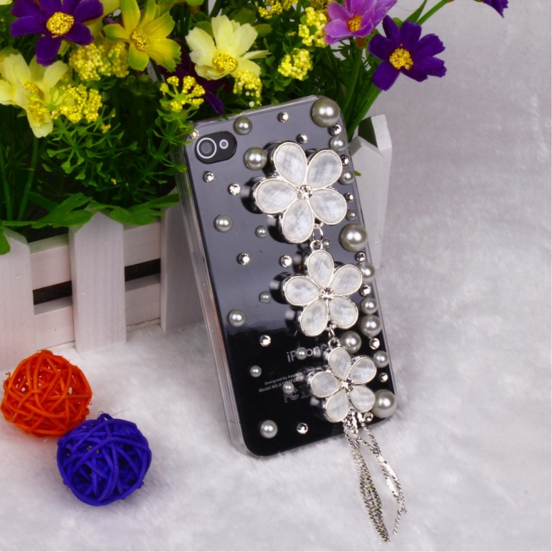 wholesale-phone-case-iphone4s-5-diamond-mobile-phone-shell-protective-sleeve-cherry-diamond-shell-apple-45-generations-a-generation-of-fat_diamond_-color-white-pink-red-dimensions-normal-size-applic_5 80+ Diamond Mobile Covers
