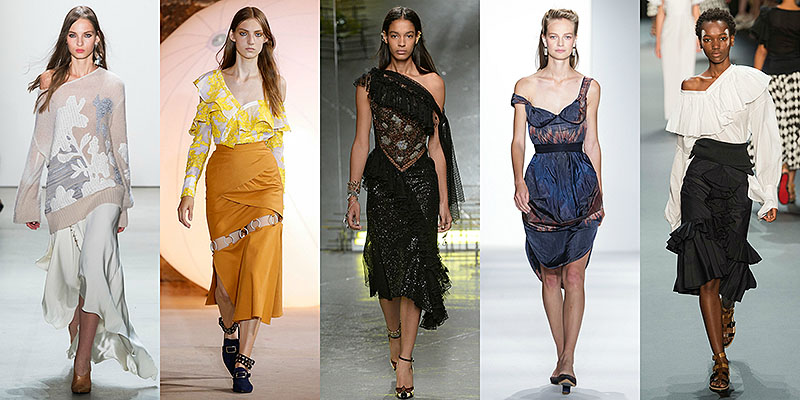 6 Main Fashion Trends Of Spring Amp Summer 2017