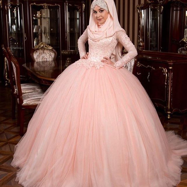 1130074832005441018_1598489808 5 Stylish Muslim Wedding Dresses Trends for 2020
