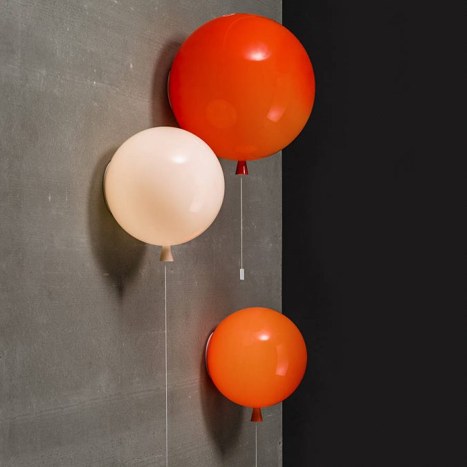 Balloon-lamps3-675x675 20+ Ceiling Lamp Ideas for Kids' Rooms in 2017