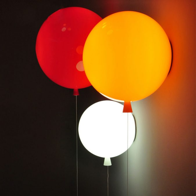 Balloon-lamps5-675x675 20+ Best Ceiling Lamp Ideas for Kids' Rooms in 2022