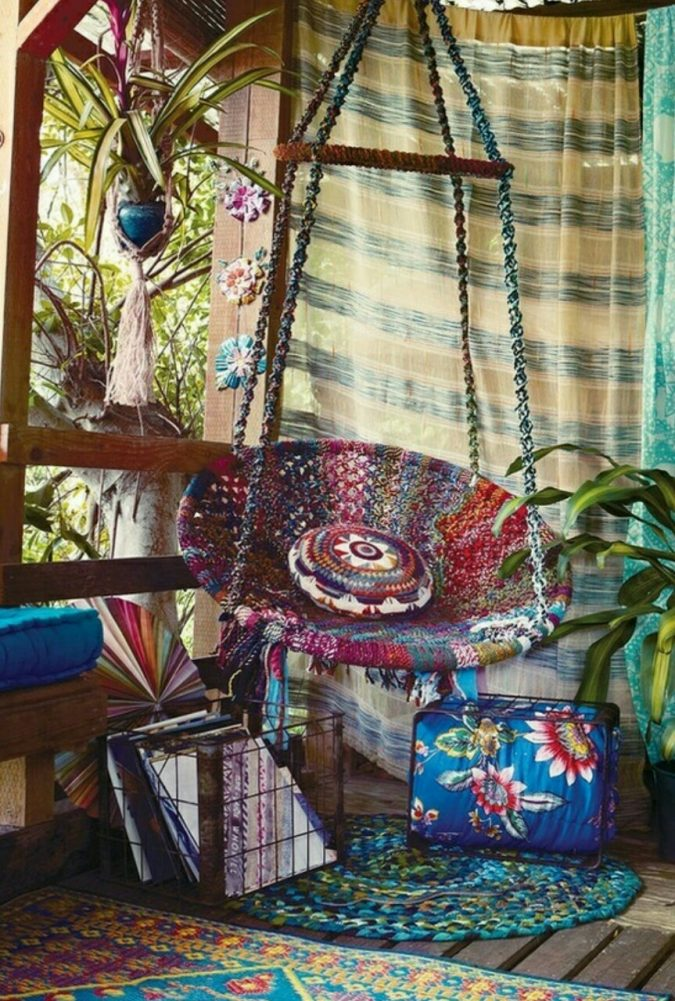 Bohemian-Decors6-675x1001 20+ Hottest Home Decor Trends for 2020