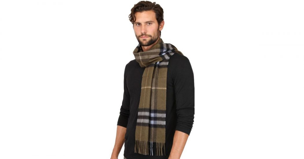 Cashmere-Scarf2 22+ Main Scarf Trend Forecast for Winter & Fall 2018