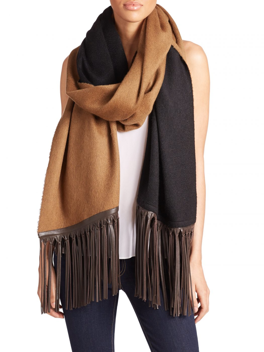 Cashmere-Scarf4 22+ Elegant Scarf Trend Forecast for Winter & Fall 2020