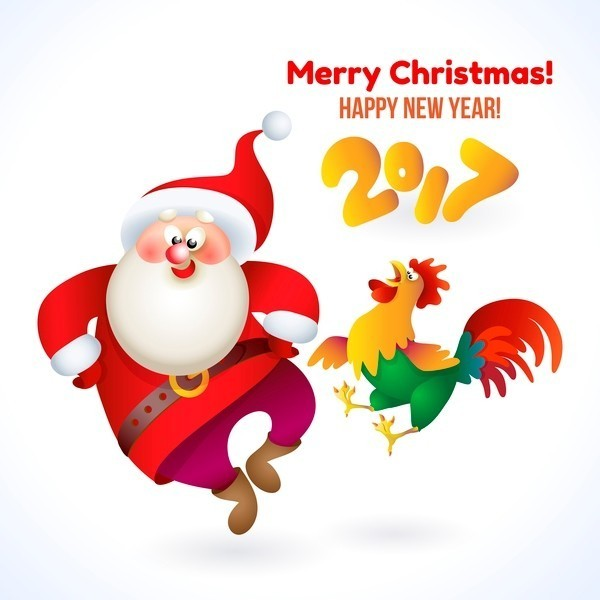 Christmas-greeting-cards-2017-19 75 Most Fascinating Christmas Greeting Cards for 2017