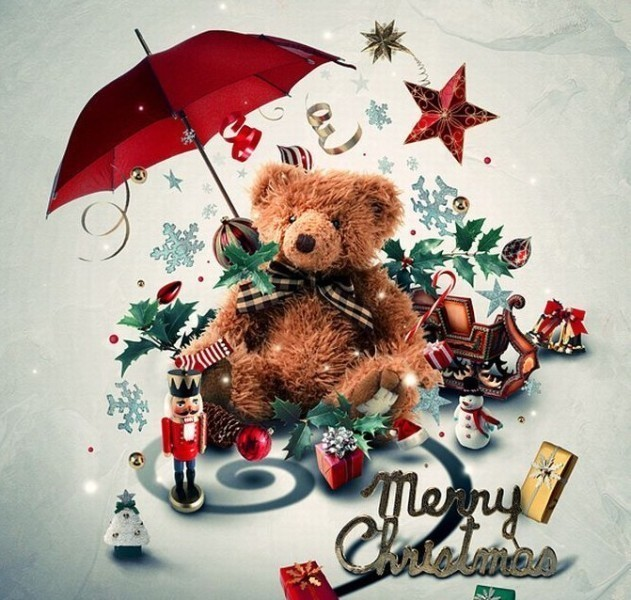 Christmas-greeting-cards-2017-27 75+ Most Fascinating Christmas Greeting Cards