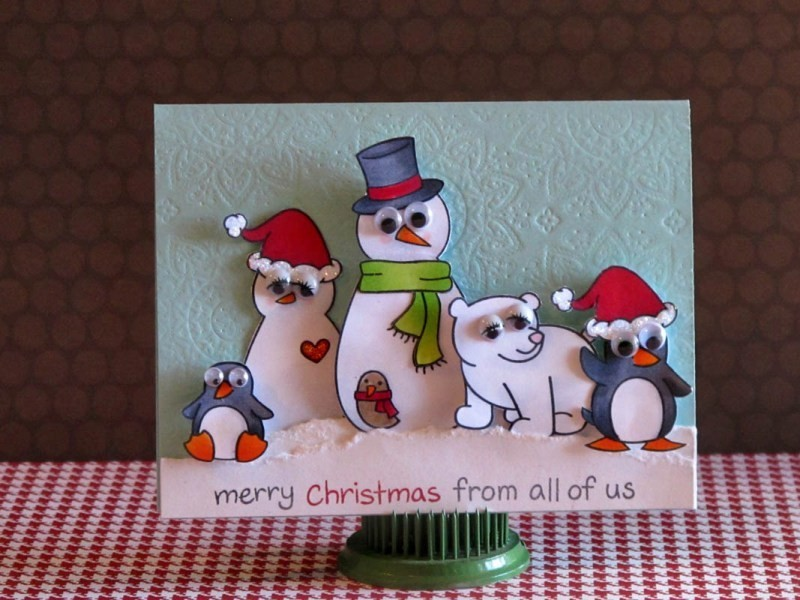 Christmas-greeting-cards-2017-59 75+ Most Fascinating Christmas Greeting Cards