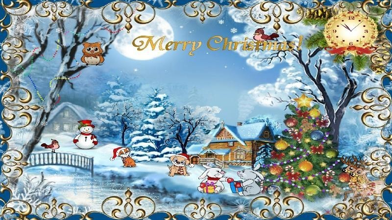 Christmas-greeting-cards-2017-61 75 Most Fascinating Christmas Greeting Cards for 2017