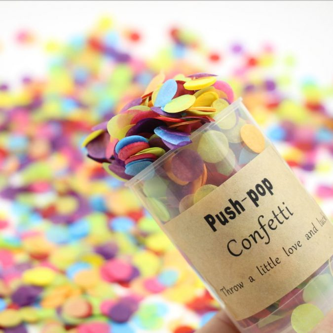 Confetti-675x675 2018 Best New Year's Eve Decorating Ideas