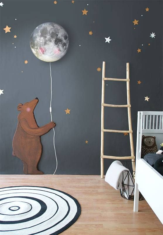 Cornered-cloud-and-stars-lighting2 20+ Ceiling Lamp Ideas for Kids' Rooms in 2017