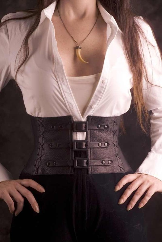 Corset-Belts-1 50+ Hottest Fashion Trends for Teenage Girls in 2020