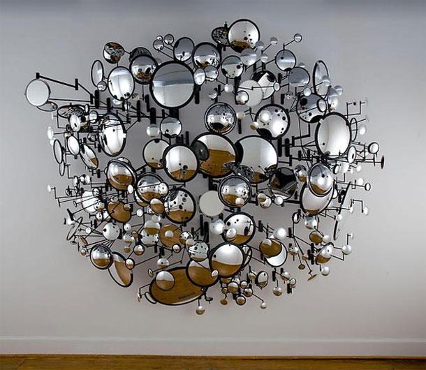 DIY-broken-mirror3 Latest Trends: Best 27+ Bathroom Mirror Designs