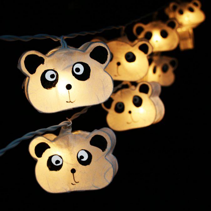 DIY-lighting-inside-handmade-cute-bears-675x675 20+ Best Ceiling Lamp Ideas for Kids' Rooms in 2020