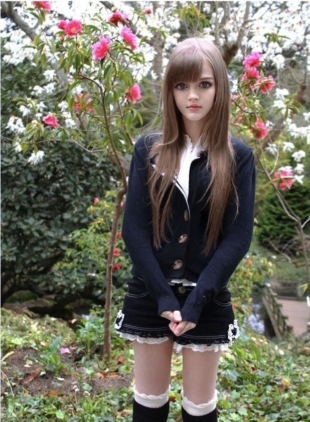 Dakota-Rose5 6 Most Popular Barbie Girls in The World