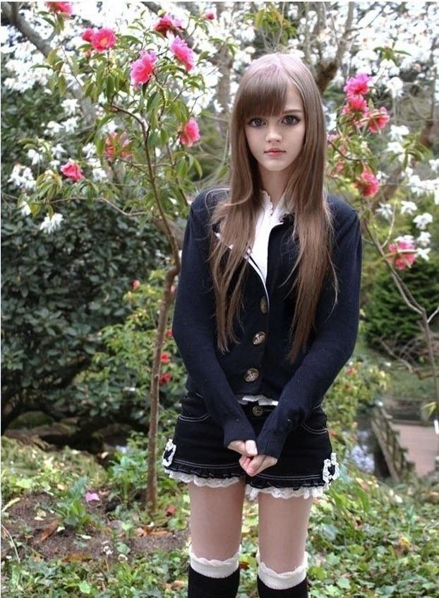 Dakota-Rose5 6 Most Popular Barbie Girls in The World