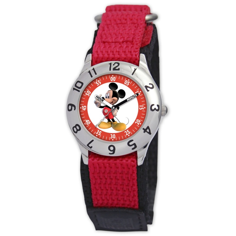Disney-Kids-Watches-Mickey-Mouse 75 Amazing Kids Watches Designs