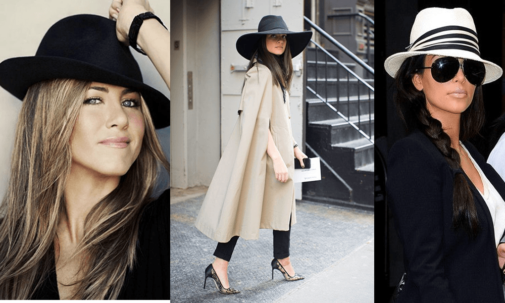 Fedora-hats3 15+ Women's Hat Trend Forecast For Winter & Fall of 2018