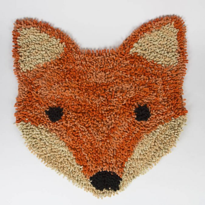 Fox-Bathroom-rug-675x675 25+ Cutest Kids Bathroom Rugs for 2018