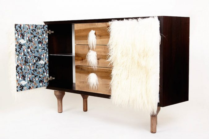 Furry-furniture2-675x449 20+ Hottest Home Decor Trends for 2020