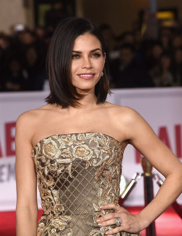 Jenna-Dewan-Tatum Trendy Fashion: 15+ Hottest Celebrities' Hairstyles Trends