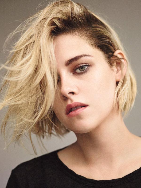 Kristen-Stewart Trendy Fashion: 15+ Hottest Celebrities' Hairstyles Trends