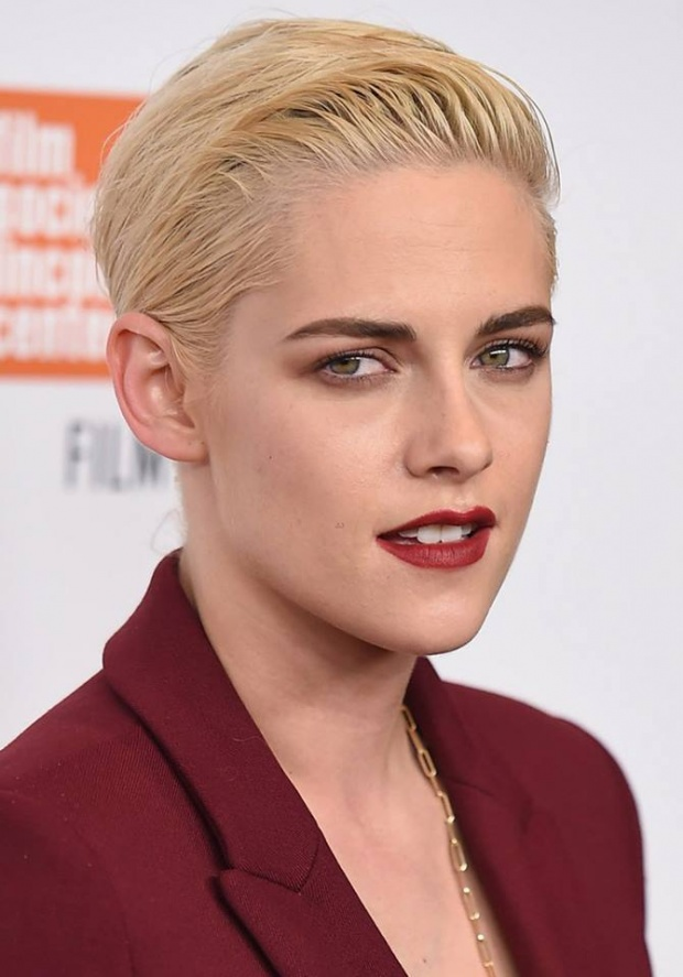 Kristen-Stewart2 Trendy Fashion: 15+ Hottest Celebrities' Hairstyles Trends
