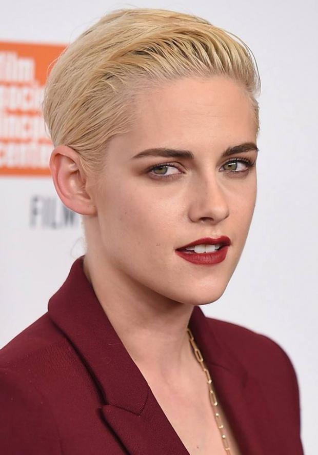 Kristen-Stewart2 15+ Hottest Celebrities' Hairstyles Trends in 2017