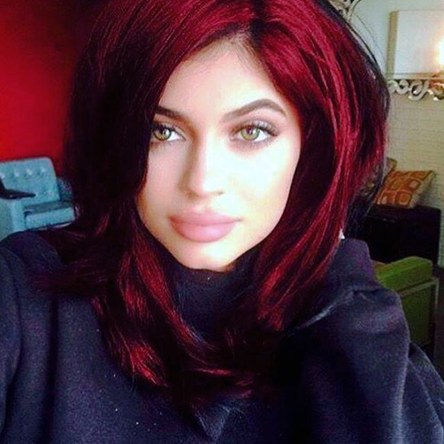 Kylie-Jenner Trendy Fashion: 15+ Hottest Celebrities' Hairstyles Trends