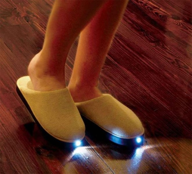 LED-slippers 39+ Most Stunning Christmas Gifts for Teens 2020