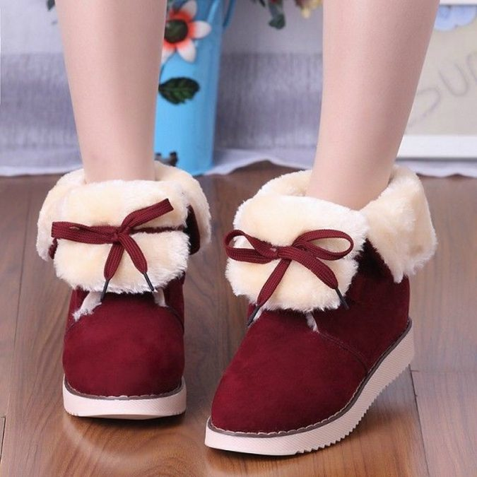 Lace-up-women-boots3-675x675 5 Main Women Shoe Trends for 2018