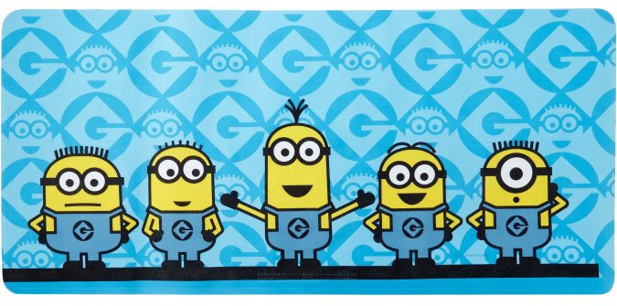 Minions-bath-tub-mat-1-675x335 Cute Kids Bathroom Rugs for 2017
