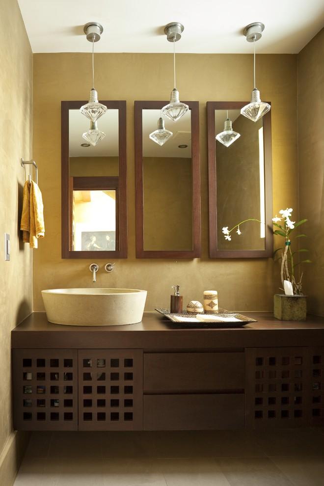 Multiple-Mirrors2 Latest Trends: Best 27+ Bathroom Mirror Designs