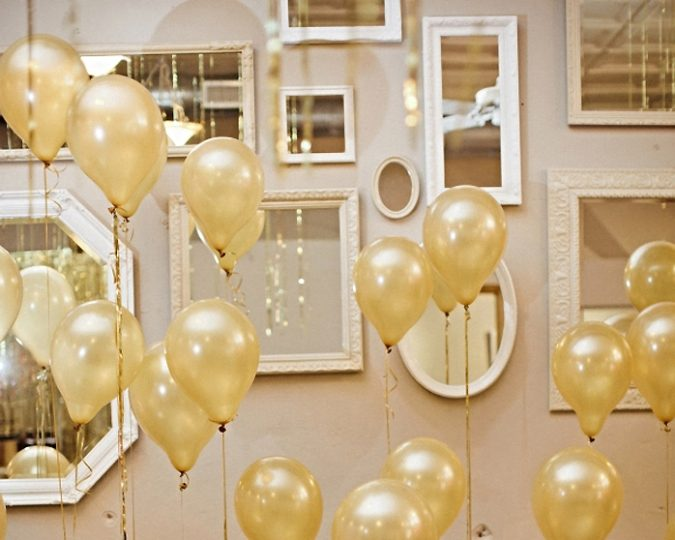 New-Year-balloons-675x540 2018 Best New Year's Eve Decorating Ideas