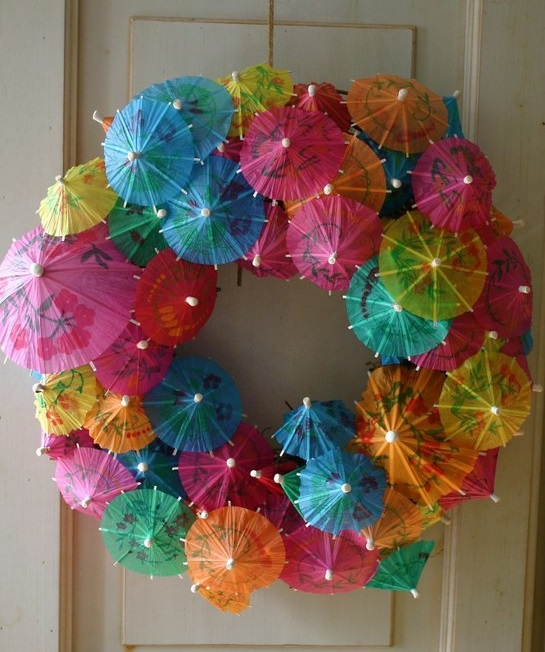 New-Year-wreath3-1 2018 Best New Year's Eve Decorating Ideas