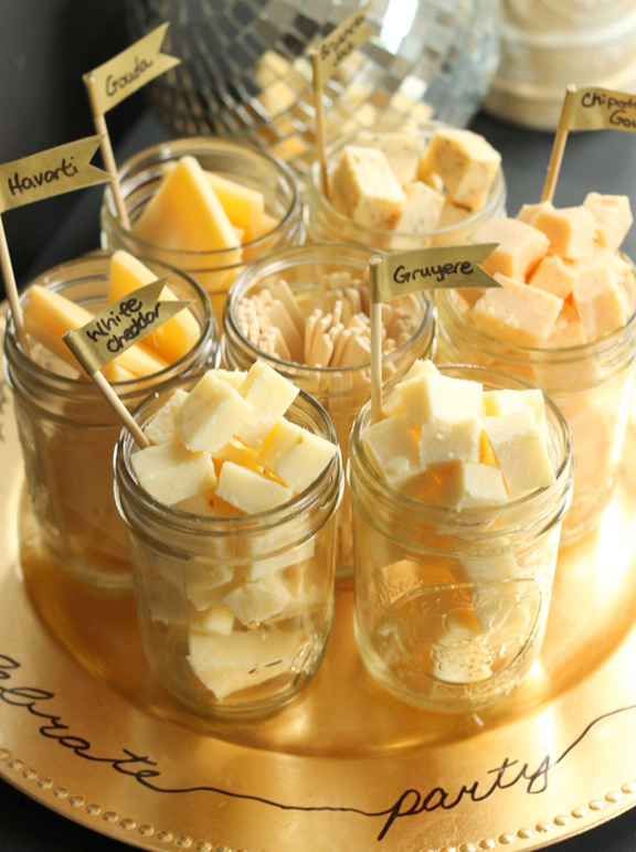 New-Years-appetizers 2018 Best New Year's Eve Decorating Ideas