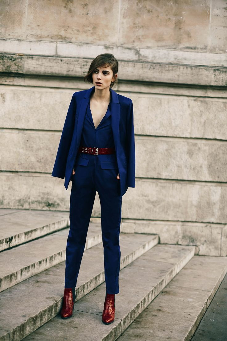 PANTSUITS 10 Most Beauty Trends That Men Hate