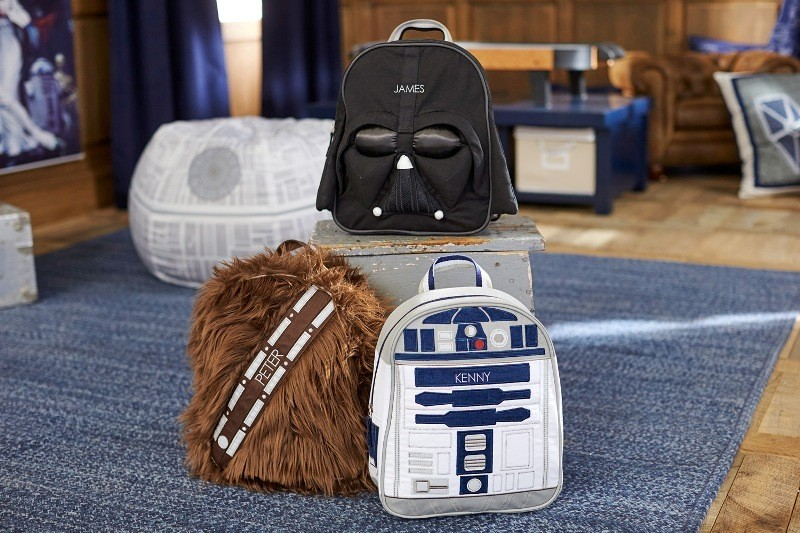 Personalized-Satr-Wars-backpacks 50 Affordable Gifts for Star Wars & Emoji Lovers