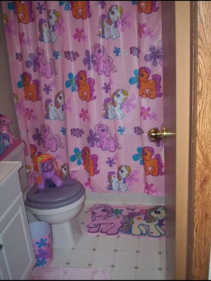 Pinky-Pony-bathroom-rug-675x900 Cute Kids Bathroom Rugs for 2017