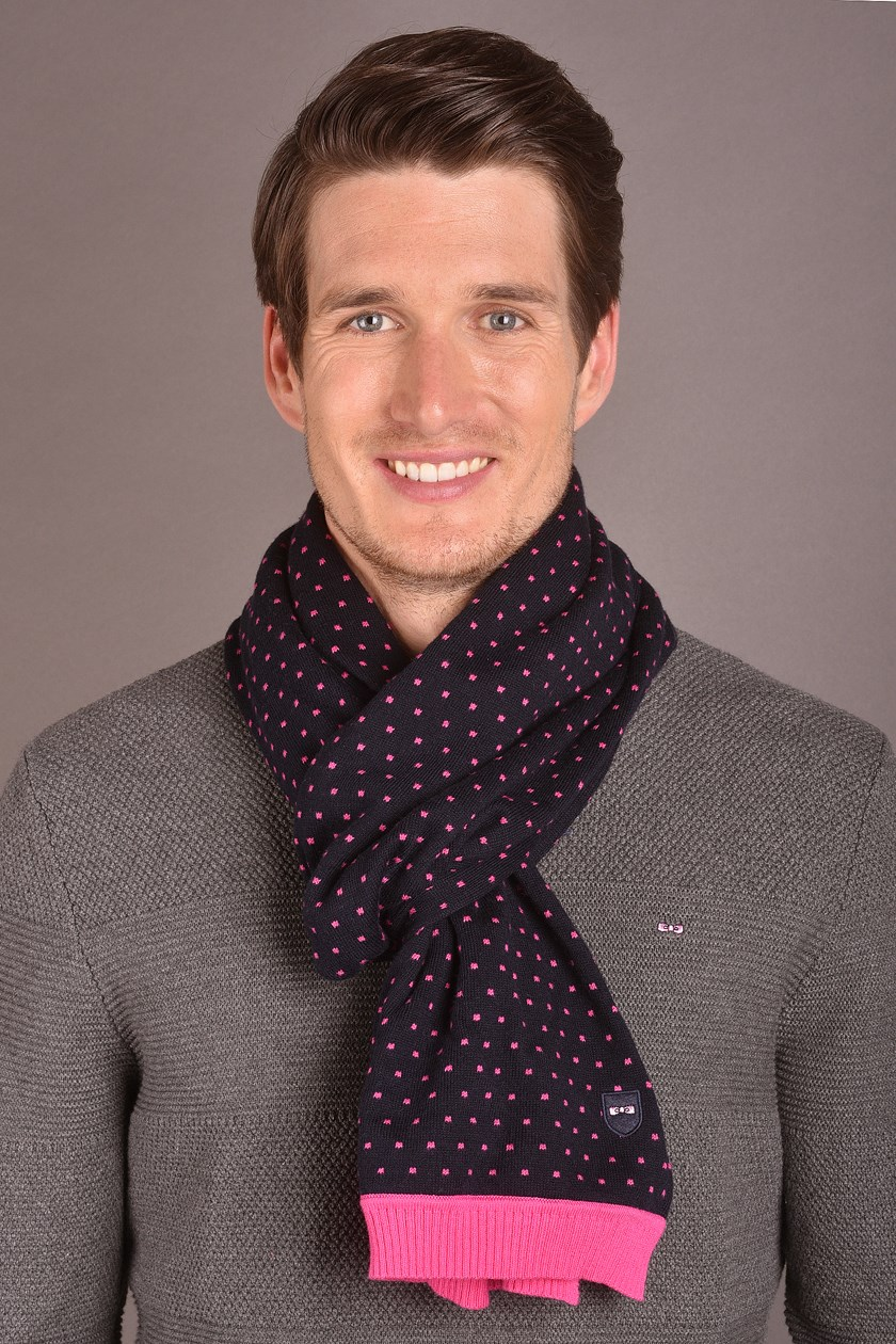 Polka-Dot-Cashmere-Scarf1 22+ Main Scarf Trend Forecast for Winter & Fall 2018