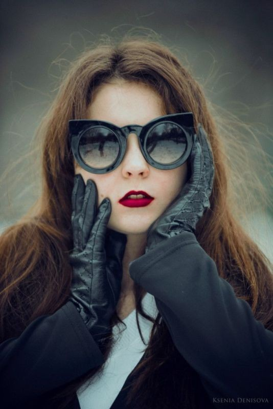 Round-Cat-Eye-Sunglasses-1 Best 10 Hottest Eyewear Trends for Men & Women 2020