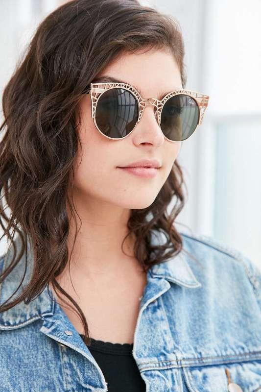 Round-Cat-Eye-Sunglasses-2 Best 10 Hottest Eyewear Trends for Men & Women 2020