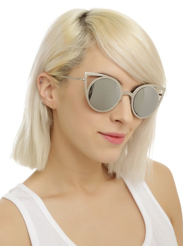 Round-Cat-Eye-Sunglasses-4 Best 10 Hottest Eyewear Trends for Men & Women 2020