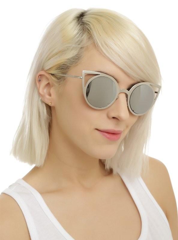 Round-Cat-Eye-Sunglasses-4 Best 10 Hottest Eyewear Trends for Men & Women 2018