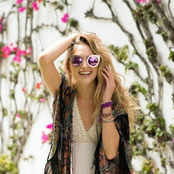 Round-Cat-Eye-Sunglasses-6 Best 10 Hottest Eyewear Trends for Men & Women 2018