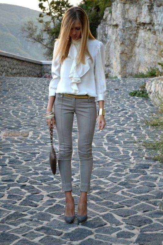 Ruffled-outfits-2 15+ Best Spring & Summer Fashion Trends for Women 2020