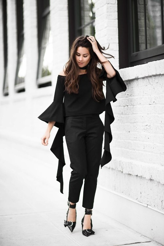 Ruffled-outfits-3 15 Spring & Summer Fashion Trends for Women 2017