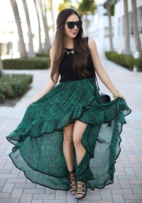 Ruffled-outfits-5 15 Spring & Summer Fashion Trends for Women 2017