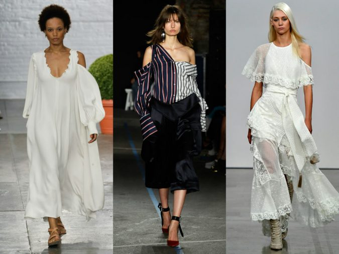 Single-shoulder-cutouts-675x506 6 Hottest Fashion Trends of Spring & Summer 2020